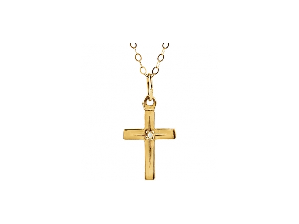 Pendants & Necklaces - Religious Necklace