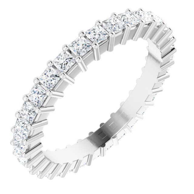 Wedding / Anniversary Bands - Platinum Anniversary Band