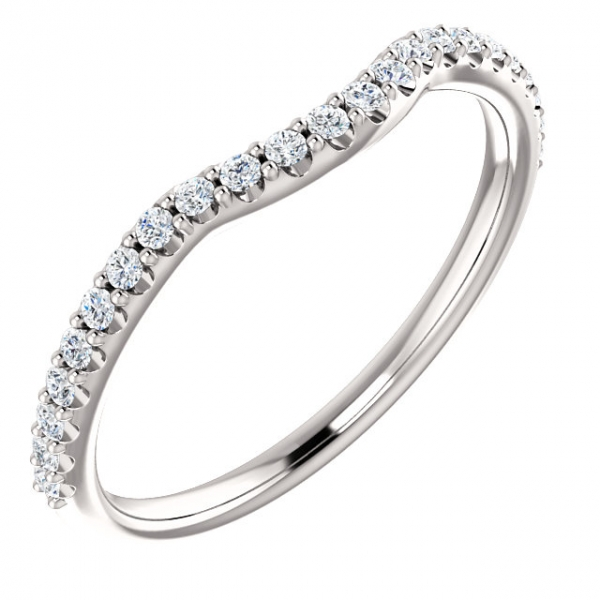 Engagement Rings - Contour Band