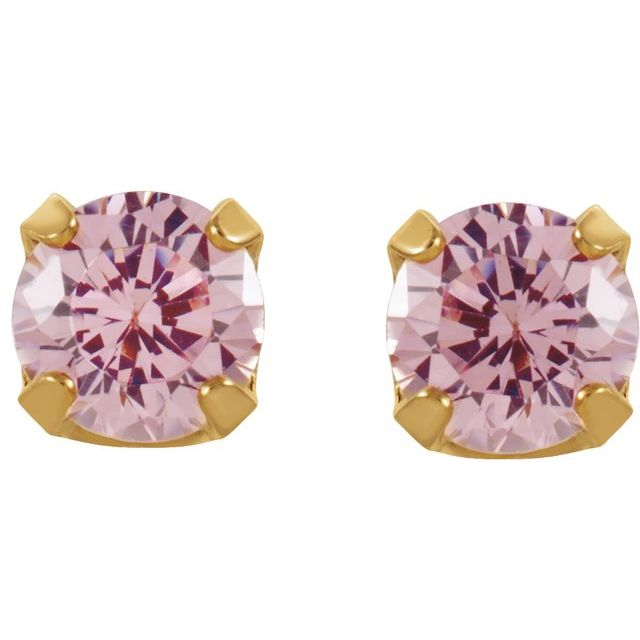 Gemstone Earrings - Gemstone Earrings - image 2