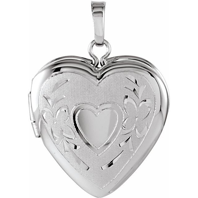Pendants - Heart Locket