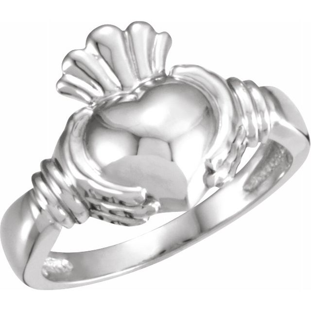 Wedding Bands - Claddagh Ring