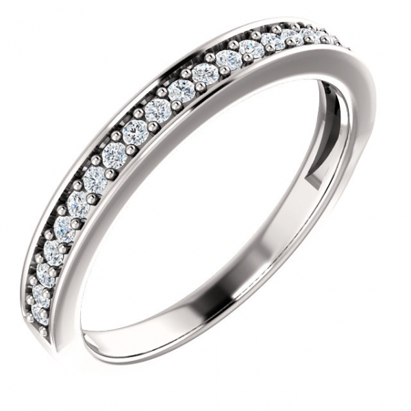 Engagement Rings - Anniversary Band Matching Band