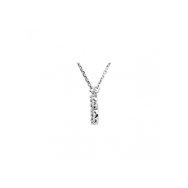 Diamond Necklaces - Genuine Diamond Necklace - image 2
