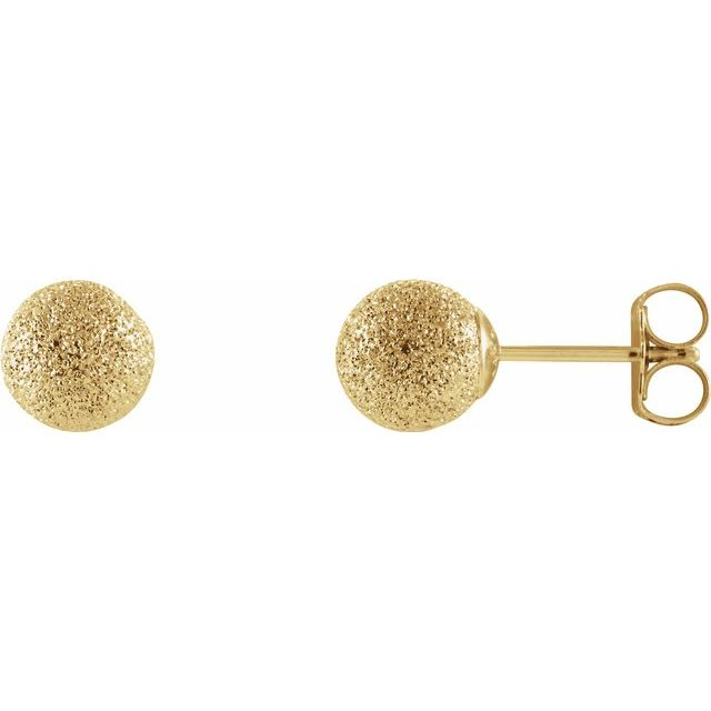 Earrings - Stardust Ball Earrings