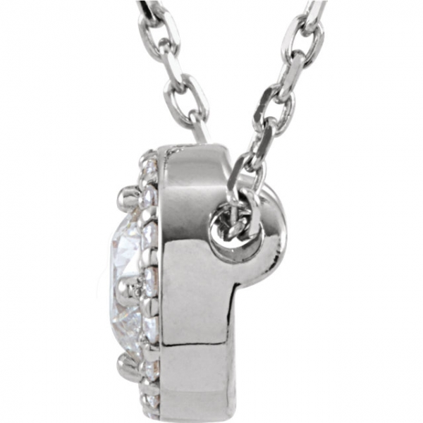 Diamond Pendants - Diamond Pendant - image #2