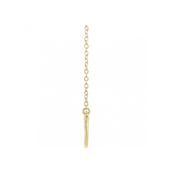Necklaces - 14K Yellow Gold Necklace - image #2