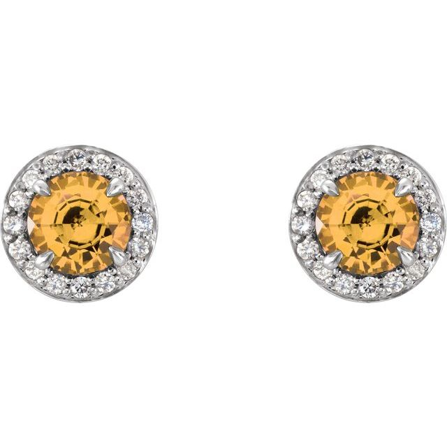 and product earrings jeffrey citrine jewelers company