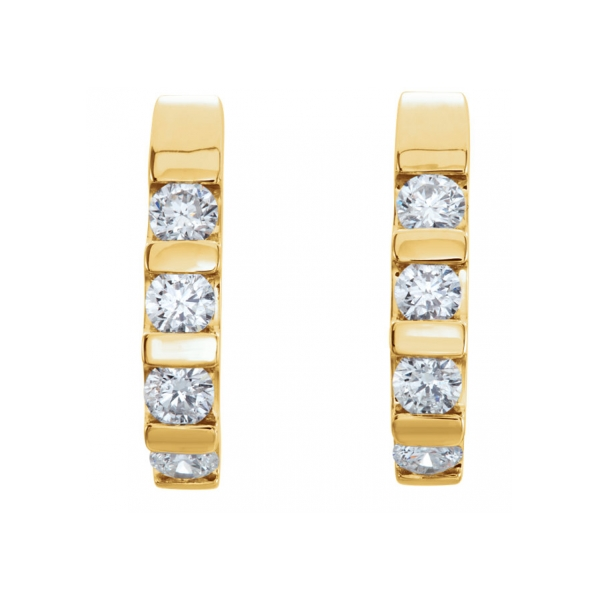 Diamond earrings 8983 604 p diamond earrings from for Valentines jewelry dallas pa