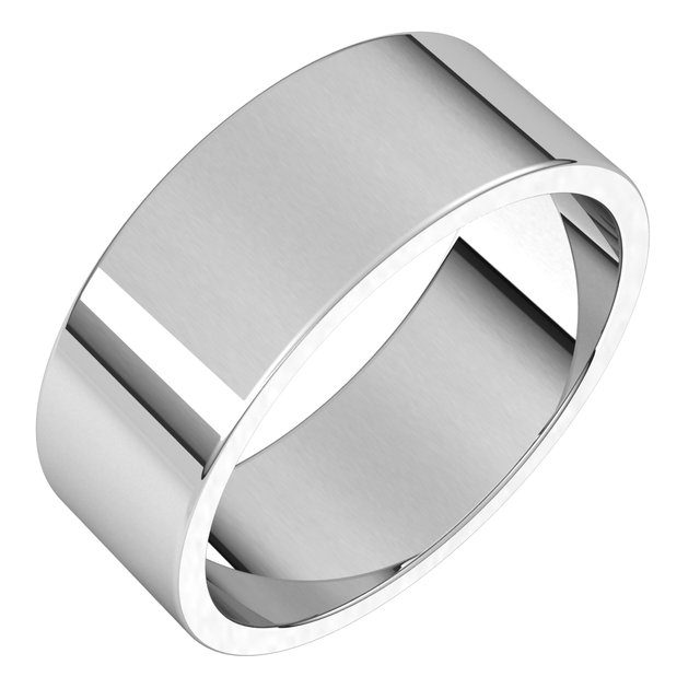 Wedding & Anniversary Bands - 7mm Wedding Band
