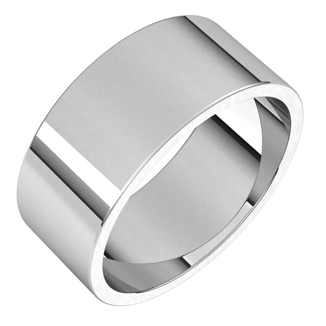 Wedding / Anniversary Bands - 8mm Wedding Band