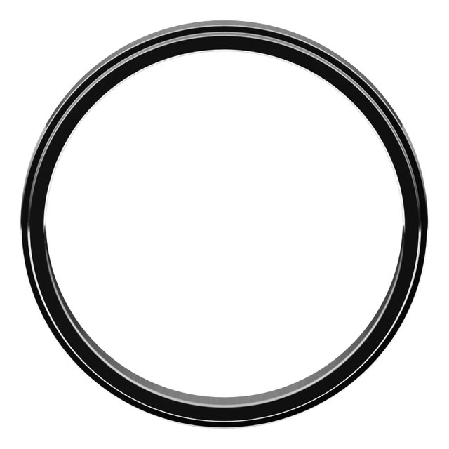 Rings - Flat Edge Bands - image 2