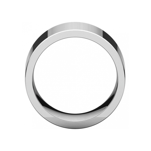 Wedding & Anniversary Bands - 10mm Wedding Band - image #2