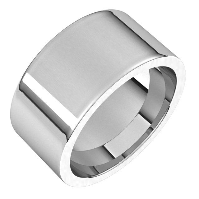 Wedding & Anniversary Bands - 10mm Wedding Band