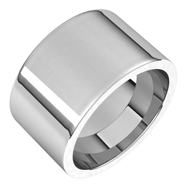 Wedding / Anniversary Bands - 12mm Wedding Band