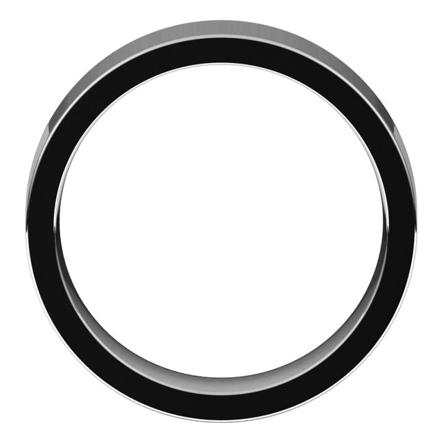 Bands for Her - 6mm Wedding Band - image #2