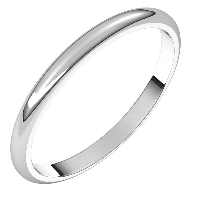 Bands for Her - 2mm Wedding Band