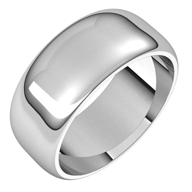 Men's Wedding Bands - 8mm Wedding Band