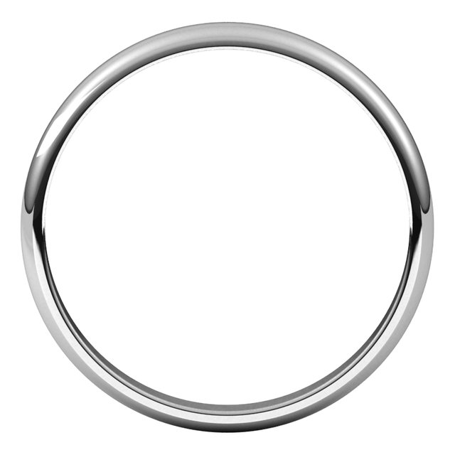 Rings - Half Round Light Bands - image #2