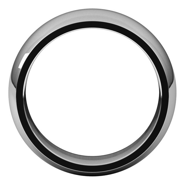 Men's Wedding Bands - 8mm Wedding Band - image #2