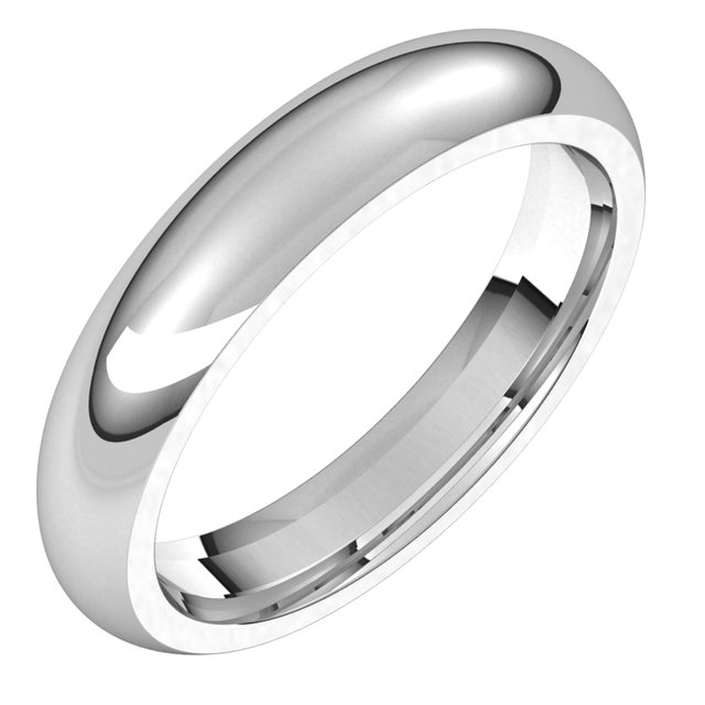 Bands for Her - 4mm Wedding Band