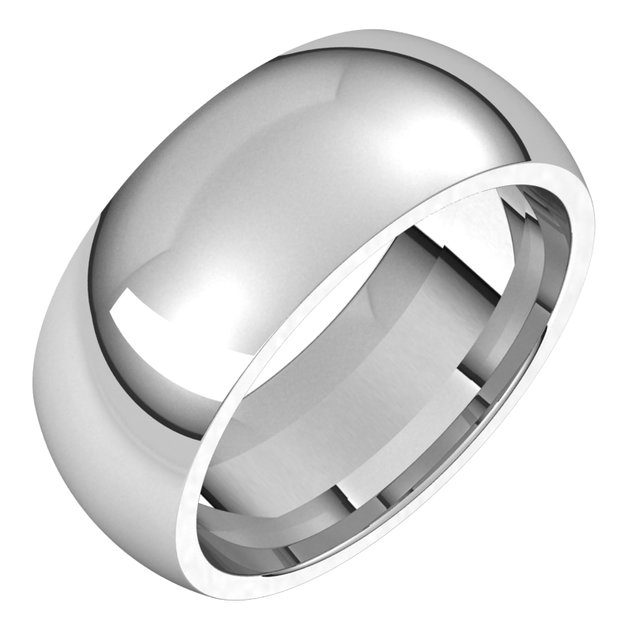Wedding Bands - Comfort-Fit Bands