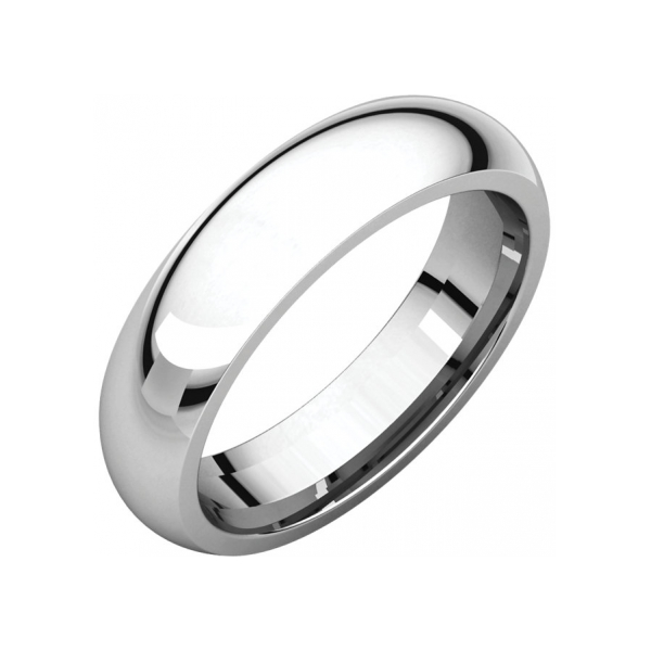 4.5mm Wedding Band by Stuller