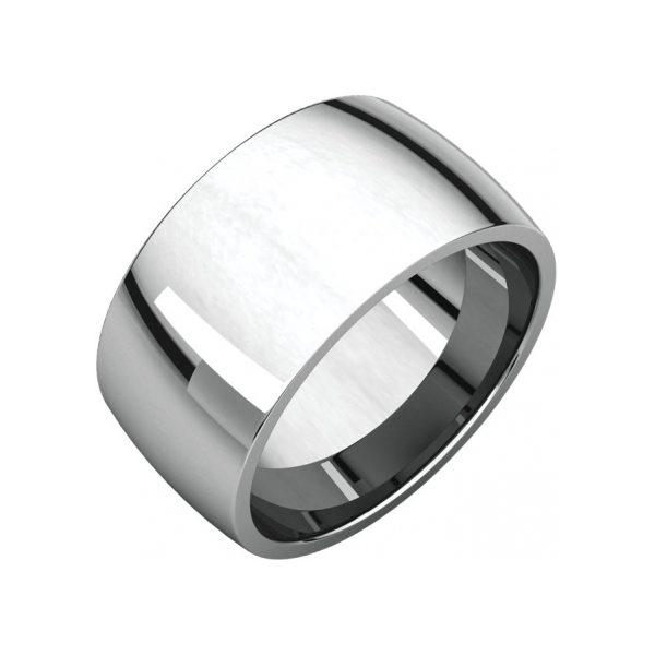 Bands for Her - 10mm Wedding Band
