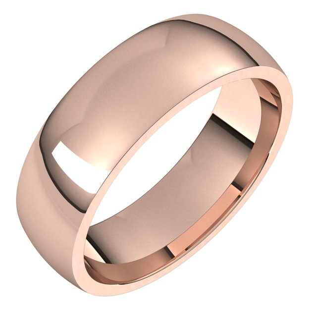 Wedding Bands - 5mm Wedding Band