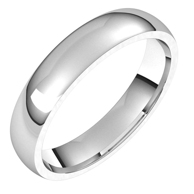 4mm Wedding Band by Stuller