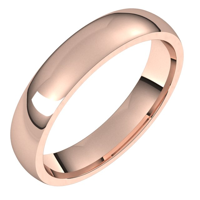 Anniversary Bands - Light Comfort-Fit Bands
