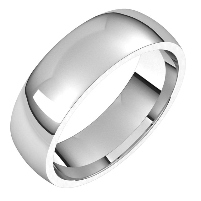 Wedding & Anniversary Bands - 5mm Wedding Band