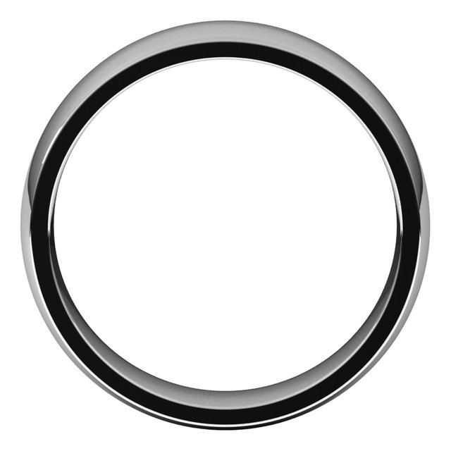 Bands for Her - 5mm Wedding Band - image #2