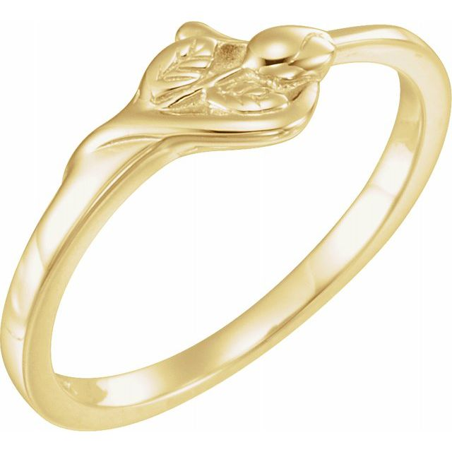 Anniversary Bands - The Unblossomed Rose® Ring