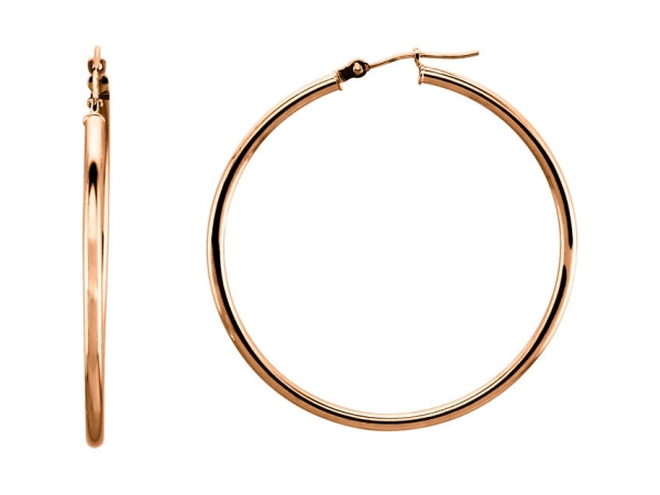 Earrings - 14K Rose Gold Earrings