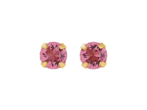 Gemstone Earrings - Gemstone Earrings - image #2