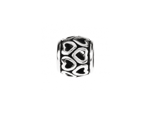 Sterling Silver Bead - Polished Sterling Silver Bead