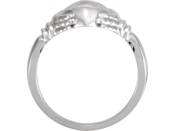 Wedding Bands - Claddagh Ring - image #2