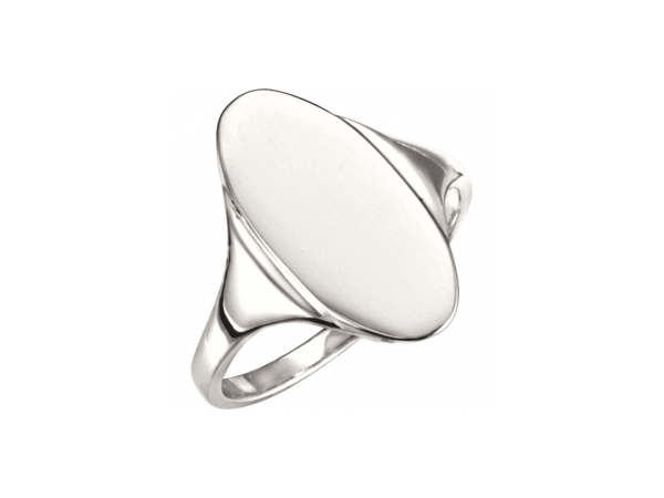 Sterling Silver Ring by Stuller