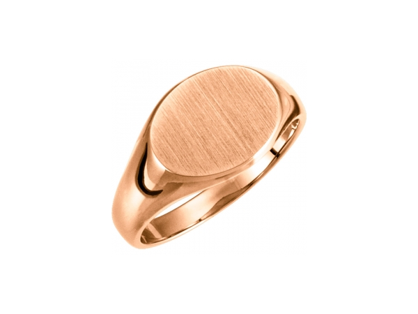 Rings - 14K Rose Gold Ring