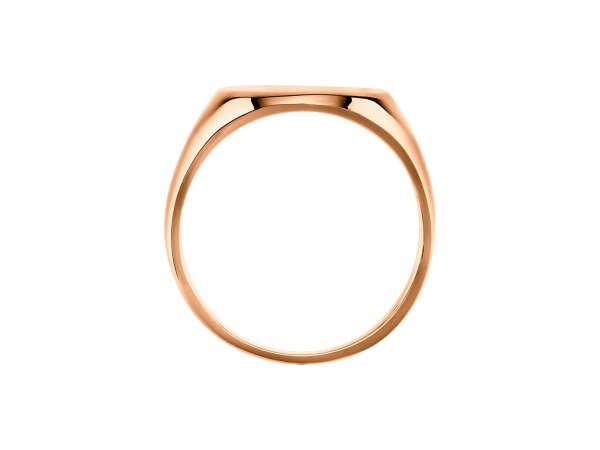 Rings - 14K Rose Gold Ring - image #2