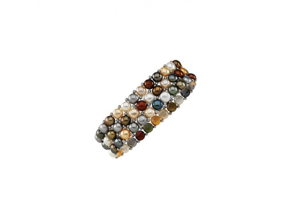 Colored Stone Bracelets - Gemstone Bracelet - image #2