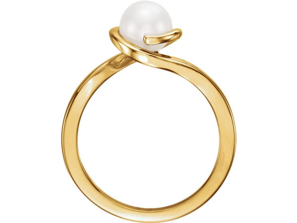 Rings - Pearl Bypass Ring - image #2