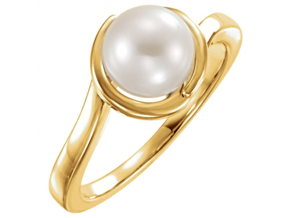 Rings - Pearl Bypass Ring