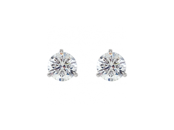 Diamond Earrings - Diamond Earrings - image #2