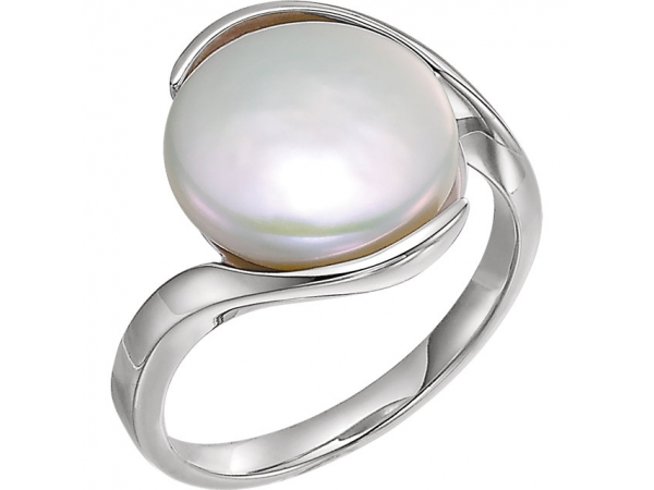 Rings - Coin Pearl Ring