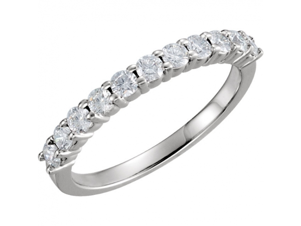 Diamond Wedding Bands - Anniversary Band