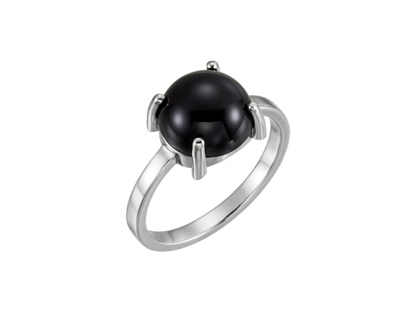 Image result for onyx rings