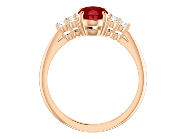 Rings - Accented Ring - image 2