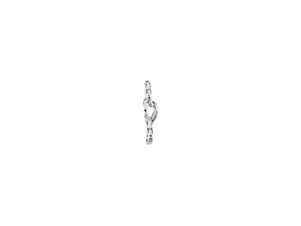 Pendants - 14K White Gold Pendant - image #2